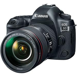 قیمت دوربین عکاسی کانن EOS 5D Mark IV