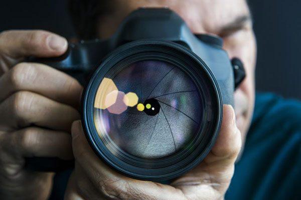 اتوفوکوس لنز دوربین