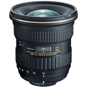 لنز توکینا 20-11 F/2.8 AT-X PRO DX SD
