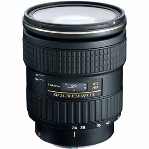 لنز توکینا AT-X 24-70 F2.8 PRO FX
