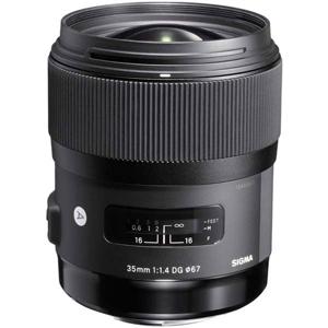 خرید لنز سیگما 35mm f/1.4 DG HSM Art