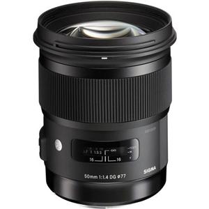 لنز سیگما 50mm f/1.4 DG HSM Art
