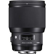 لنز دوربین سیگما 85mm f/1.4 DG HSM Art