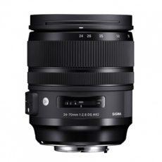 لنز دوربین سیگما Art 24-70mm f/2.8 DG OS HSM