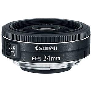 لنز کانن EF-S 24 mm f/2.8 STM