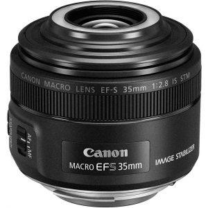 لنز کانن EF-S 35mm f/2.8 Macro IS STM