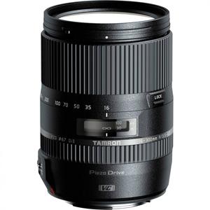 فروش لنز زوم تامرون 16-300mm F/3.5-6.3 Di II VC | خرید لنز دوربین عکاسی