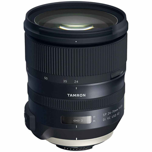 لنز واید تامرون SP 24-70mm F/2.8 Di VC USD G2