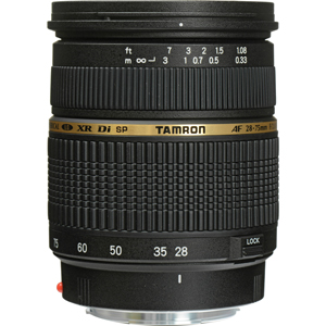 لنز تامرون SP 28-75mm F/2.8 XR Di LD