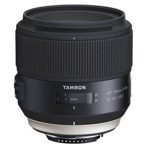 لنز تامرون SP 35mm F/1.8 Di VC USD