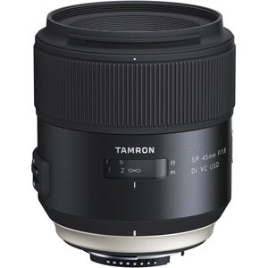 لنز تامرون SP 45mm F/1.8 Di VC USD