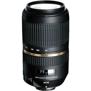خرید لنز تامرون SP 70-300mm F/4-5.6 Di VC USD