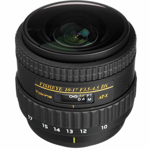 لنز توکینا AT-X 107 AF DX NH Fisheye