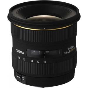 لنز سیگما 10-20mm f/4-5.6 EX DC HSM