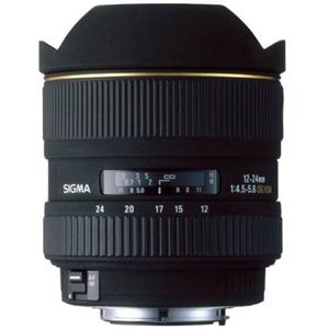 لنز سیگما 12-24 F4.5-5.6 EX DG HSM
