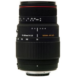 خرید لنز سیگما 70-300 f/4-5.6 Apo DG Macro -70-300mm-F4-5