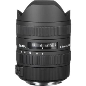 لنز دوربین سیگما 8-16mm f/4.5-5.6 DC HSM