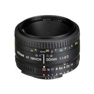 لنز نیکون AF 50mm f/1.8D