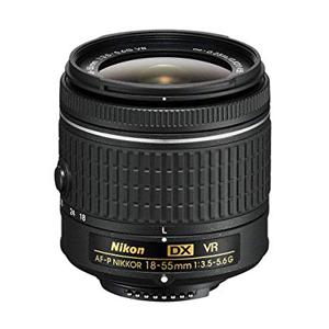 لنز نیکون AF-P DX 18-55mm f/3.5-5.6G VR