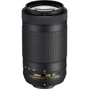 لنز نیکون AF-P DX 70-300mm f/4.5-6.3G ED VR