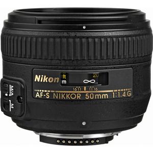 لنز نیکون AF-S 50mm f/1.4G