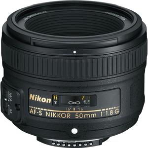 لنز-نیکون-AF-S-50mm-f1.8G