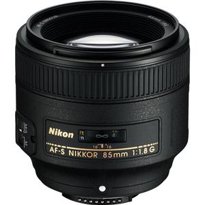 لنز نیکون AF-S 85mm f/1.8G
