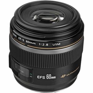 خرید لنز ماکرو کانن EF-S 60mm f/2.8 Macro USM