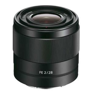 لنزسونی Sony FE 28mm f/2 Lens