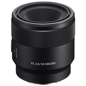 لنز سونی FE 50mm f/2.8 Macro