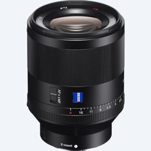 لنز سونی Planar T* FE 50mm f/1.4 ZA