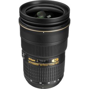 لنز نیکون 24-70mm f/2.8G IF-ED AF-S
