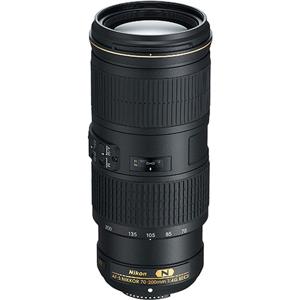 لنز نیکون 70-200mm f/4G ED VR