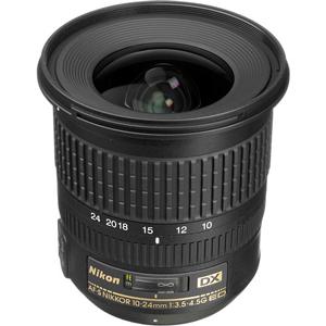 لنز نیکون AF-S DX NIKKOR 10-24mm F3.5-4.5G ED