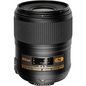 فروش لنز ماکرو نیکون AF-S Micro NIKKOR 60mm f/2.8G ED