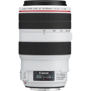 لنز کانن EF 70-300mm f/4-5.6 L IS