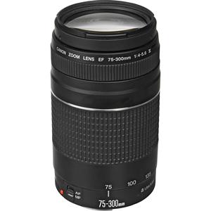 لنز کانن EF 75-300mm f/4-5.6 III