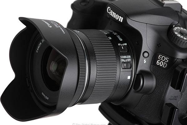 لنز کانن EF-S 10-18mm f/4.5-5.6 IS STM
