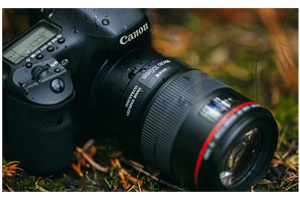 لنز Canon EF 100mm f/2.8 Macro IS USM