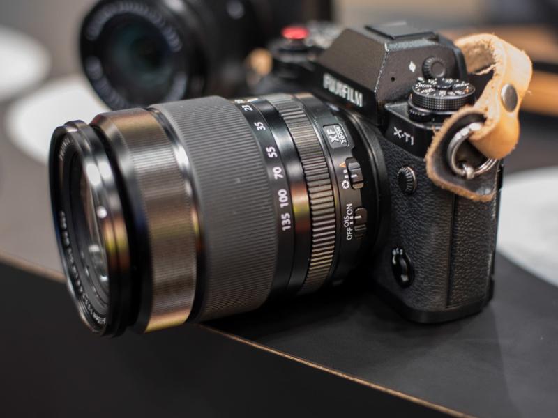 لنز XF18-135mmF3.5-5.6 R LM OIS WR