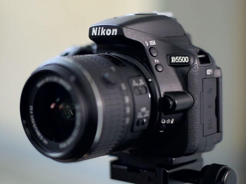 نیکون D5500