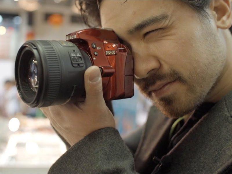 لیست بهترین دوربین های DSLR D3300 Nikon