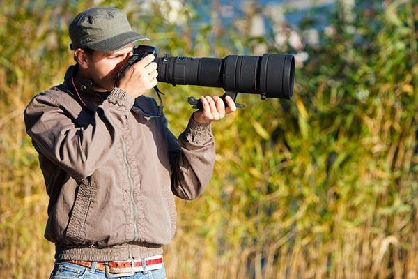 بهترین لنز برای عکاسی در طبیعت