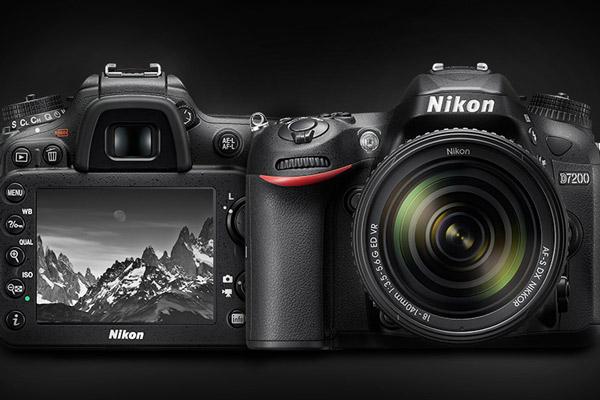 خصوصیات دوربین عکاسی نیکون D7200