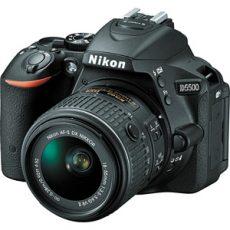 قیمت دوربین عکاسی ارزان dslr نیکون D5500