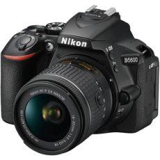 دوربین عکاسی نیکون D5600 با لنز 18-55 میلیمتری