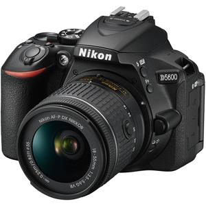 قیمت دوربین عکاسی نیکون D5600 با لنز 18-55 میلیمتری