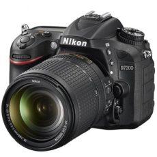 قیمت دوربین عکاسی نیکون D7200 همراه لنز 18-140 میلیمتری