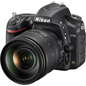 خرید دوربین عکاسی نیکون D750 با لنز 24-120-میلیمتری