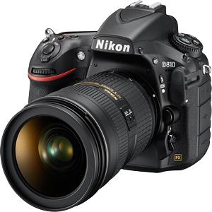 دوربین عکاسی نیکون D810 با لنز 24-120mm